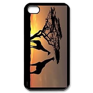 iPhone 5C Case Nice Look The giraffe Monster Energy UFC6966