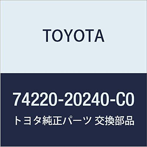 TOYOTA Genuine 74220-20240-C0 Armrest Assembly