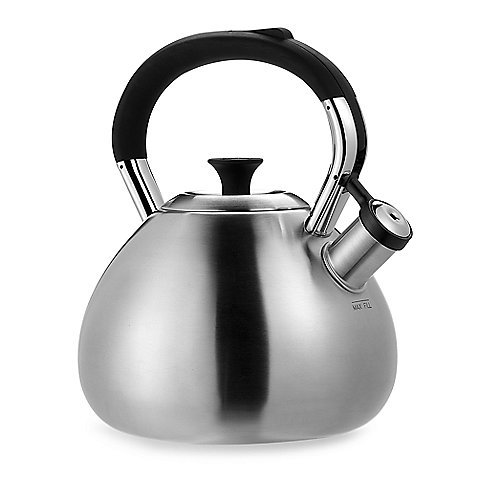 Chantal Teakettle 1.8 Qt. - Stainless Steel