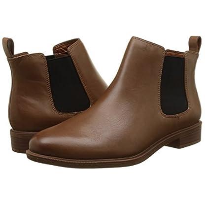 Clarks Women's Taylor Shine Short Shaft Boots 7