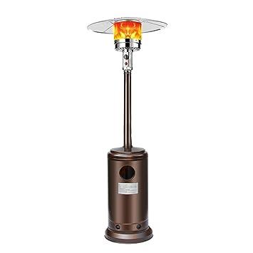 Radiador eléctrico MAHZONG Calentador de Gas licuado, Estufa de calefacción de Paraguas, Estufa de Asar, hogar Comercial, Exterior: Amazon.es: Hogar