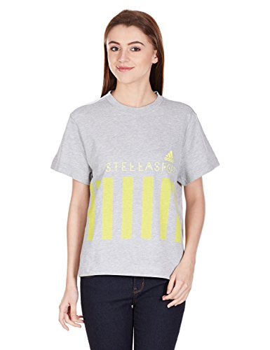 adidas Women's By Stella Mccartney Stellasport Printed T Shirt X-Small - Buy Stella Mccartney