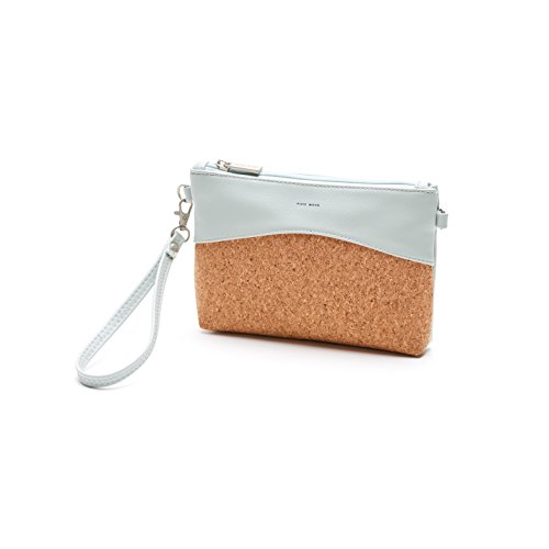 Nicole Small Pouch Ash Teal...