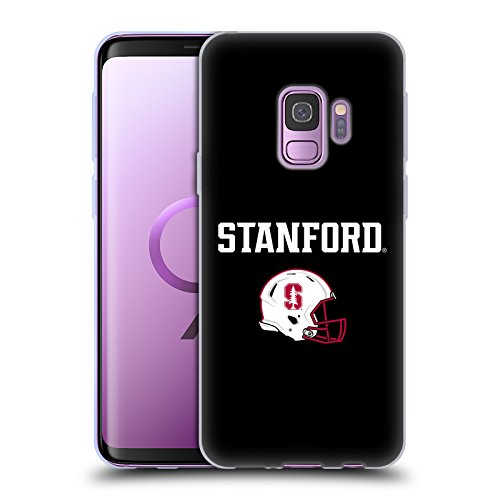 Official Stanford University The Farm Helmet Logotype Soft Gel Case for Samsung Galaxy ()