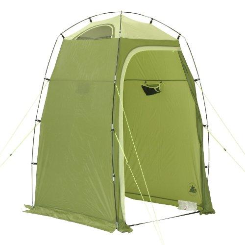 10T Greenwater - 10T Greenwater - Dusch-Zelt Umkleide-Zelt 130x130x210cm mit Ablagefach und Belüftung WS=5000mm