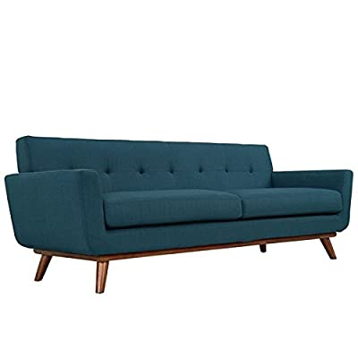 Hawthorne Collections Sofa in Azure