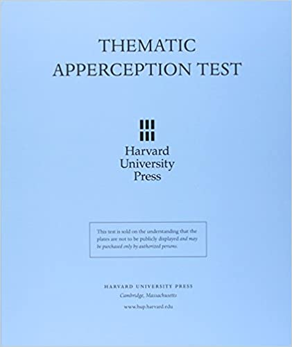 thematic apperception test report