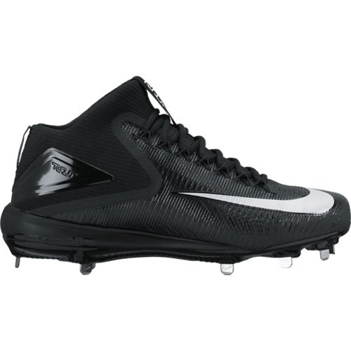 Nike Mens Force Zoom Trout 3 Mid Metal Baseball Cleats – DiZiSports Store