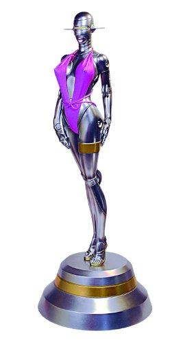 robot statue - 5