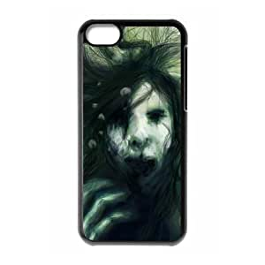 Ghost The Unique Printing Art Custom Phone Case for Iphone 5C,diy cover case ygtg547199