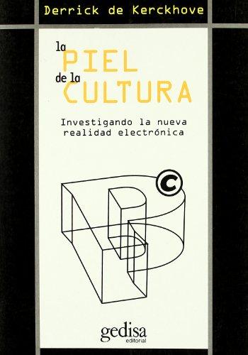Descargar Libro La Piel De La Cultura Derrick De Kerckhove