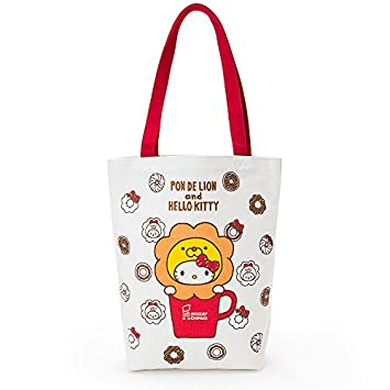 6f80e1c62f1b Amazon.com   Hello kitty Mister Donut Tote Bag   Baby