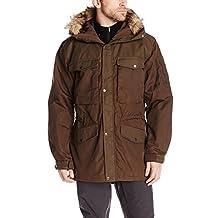 Fjallraven Men's Sarek Winter Jacket, Dark Olive, X-Large by Fjallraven