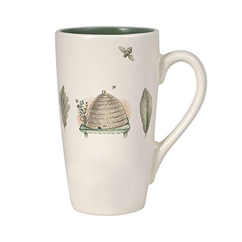 Pfaltzgraff Naturewood Cup - Pfaltzgraff Naturewood Latte Mug (20-Ounce)