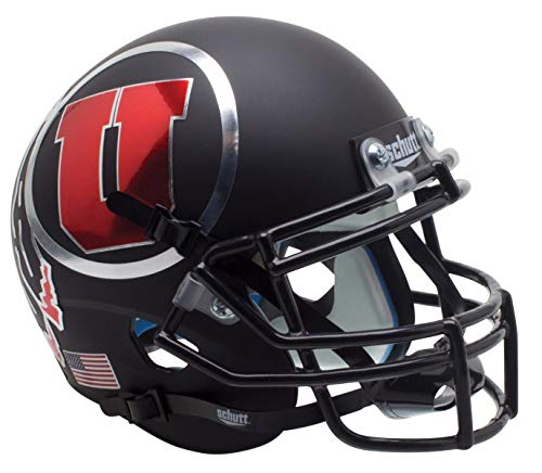 s Replica XP Football Helmet, Matte Black Alt. 7 ()