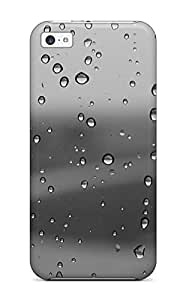 High Quality DavidMBernard Water Drop Skin Case Cover Specially Designed For Iphone - 5c