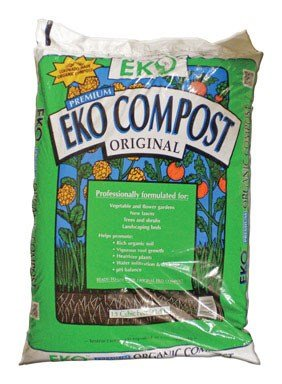 Eko Compost Bagged 40 Lb. 1.5 Cu. Ft.