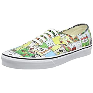 Vans Unisex Adults' Peanuts Authentic Trainers
