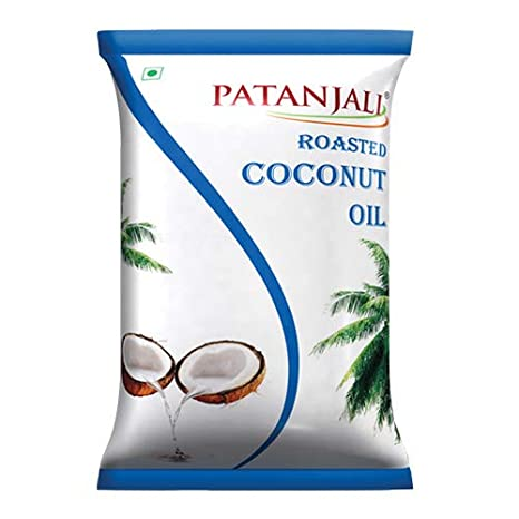 Patanjali Roasted Coconut Oil, 500ml