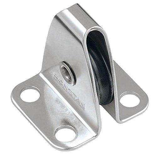 Sheave Box - Ronstan Nylatron Sheave Box - Single Upright Lead Block (55219)