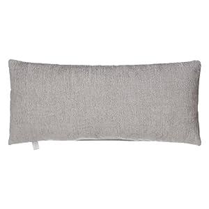 Glenna Jean Luna Pillow Bolster, Silver