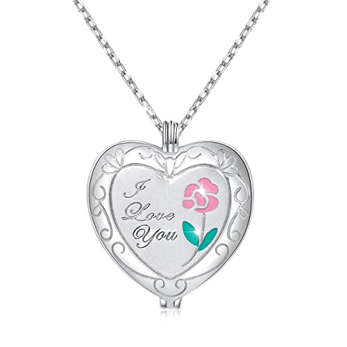 925 Sterling Silver Locket - 4