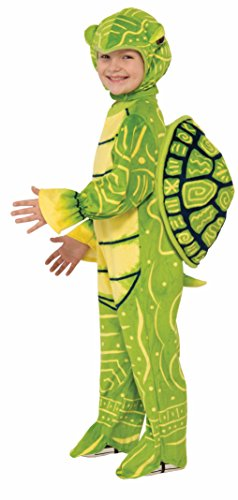 [Forum Novelties Plush Turtle Child Costume, Toddler] (Plush Turtle Kids Costumes)