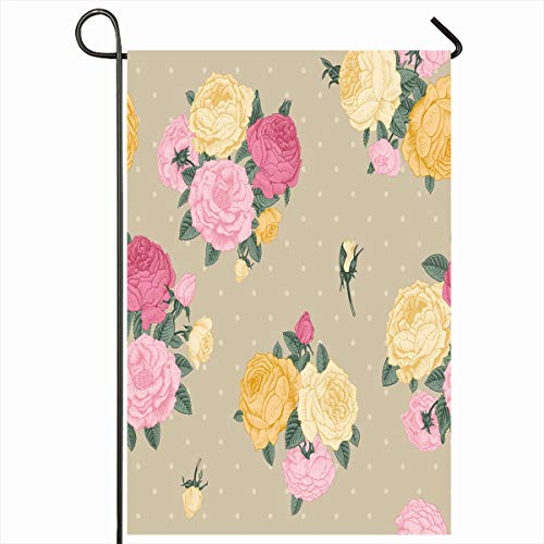 Gran Bouquet - Ahawoso Outdoor Garden Flags 12