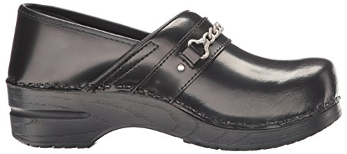 Sanita Womens Original-portland Mule Black