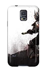 Tough Galaxy DOtgeMU6251VvcBv Case Cover/ Case For Galaxy S5(the Heaven Of Three Kingdoms)