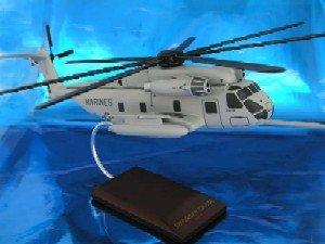 Ch 53e Super Stallion Helicopter - 2
