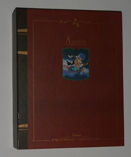 Disney's Aladdin Storybook Ornaments 8 Piece Set -