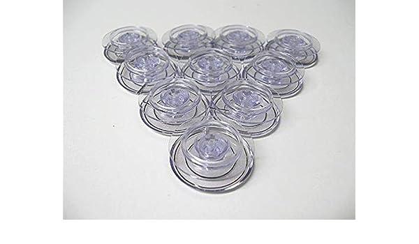 Papelera para máquina de coser transparente para Singer Athena ...