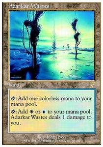 Magic: the Gathering - Adarkar Wastes - Seventh Edition - Foil