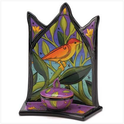 C. Alan 13315 Songbird Jewelry Arbor