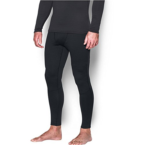 Under Armour Men's Base 4.0 Leggings, Black, X-Large