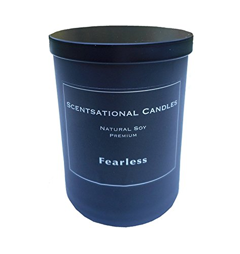 - Scentsational Candles Fearless Candle