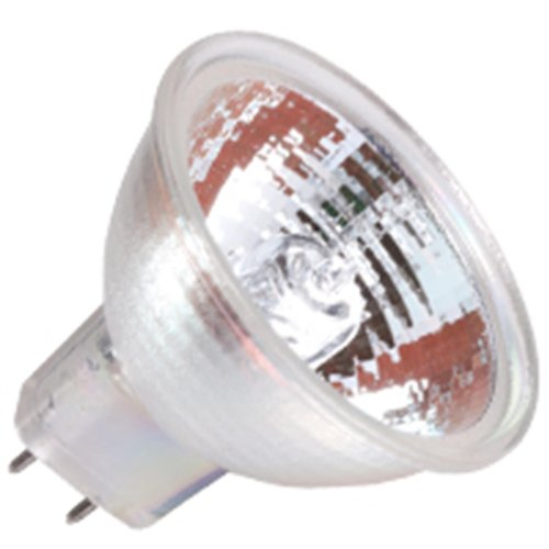 (10 Qty. Halco 50W MR16 FL 120V G8 Prism EXN MR16EXN/G8 50w 120v Halogen Flood Lamp Bulb)