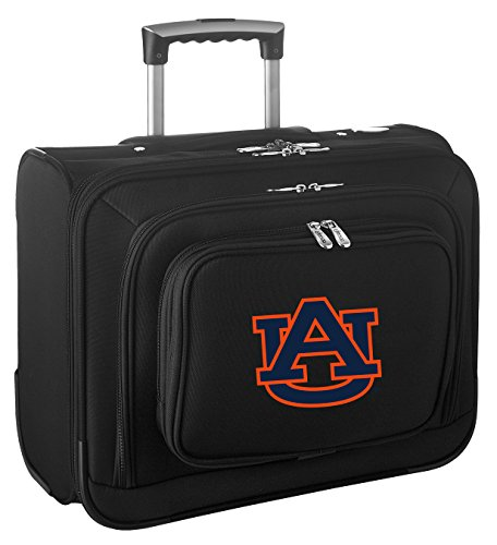 NCAA Auburn Tigers Wheeled Laptop Overnighter by Denco