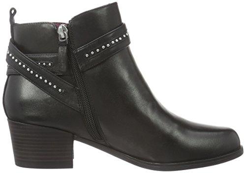001 Tamaris Classiques Femme Noir Bottes black 25332 nFYqwrRF