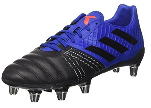 adidas Performance Mens Kakari Elite SG Soft Ground Rugby Boots - Navy - 16US
