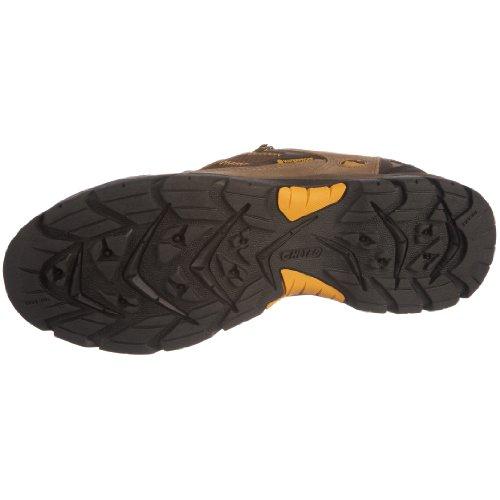 Hi-Tec - Zapatillas de senderismo para hombre Marrón (Braun/Braun/Gold)