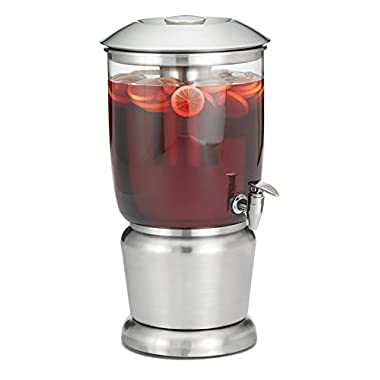 TableCraft Model 75 Single Beverage Dispenser with Infuser, 2.5-Gallon