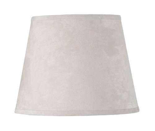 Kenroy Home S92114FN Fashion Match Fawn Faux Suede Shade