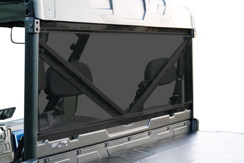 Polaris Ranger Full-Size (Pro-Fit cage) Tinted Rear Windshield ()