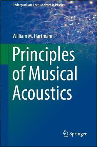 download e books principles of musical acoustics undergraduate
