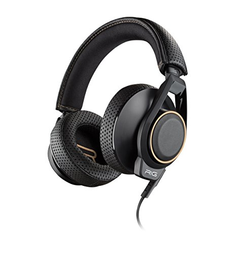 Plantronics Gaming Headset, RIG 600 Gaming Headset with High