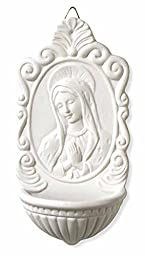 Madonna Holy Water Font