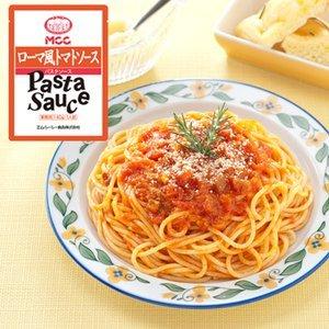 MCC salsa de pasta comercial de salsa de tomate romano bolsas X2 de entrada 140g fijaron: Amazon.es: Alimentación y bebidas