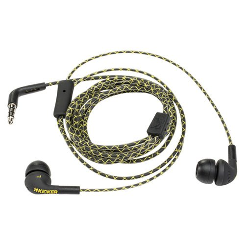 Kicker 43EB73MB EB73B Flow Earbuds product image